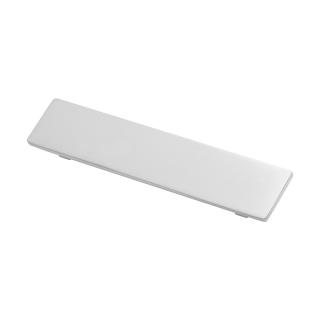 Ручка мебельная Hill, 128 мм, алюминий, GTV