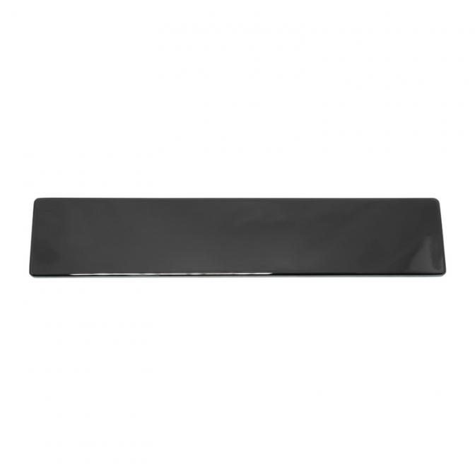 Ручка мебельная Hill, 160 мм, чёрный хром, GTV