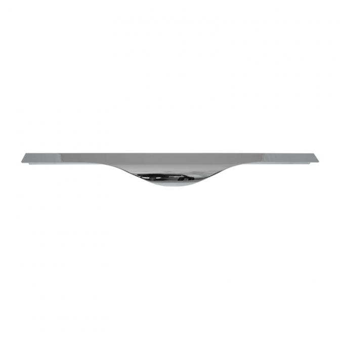 Ручка мебельная Metron, 448 мм, хром, GTV