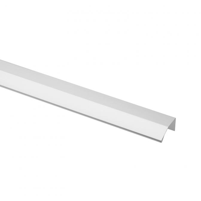 Ручка мебельная Trex, 3500 мм, алюминий, GTV