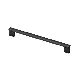 Ручка мебельная UA-B311, 192 мм, чёрная, GTV
