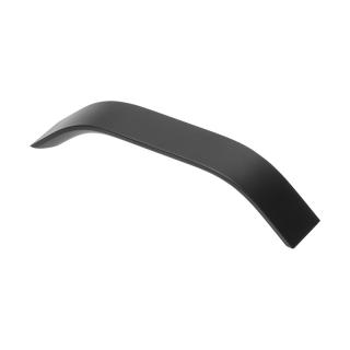 Ручка мебельная UA-337, 128 мм, чёрная, GTV