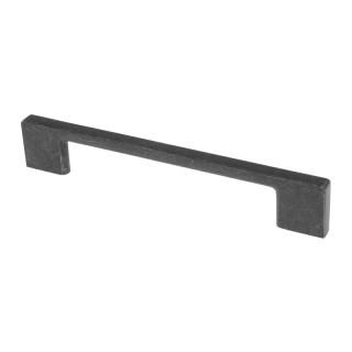 Ручка мебельная UZ-819, 128 мм, античное серебро, GTV