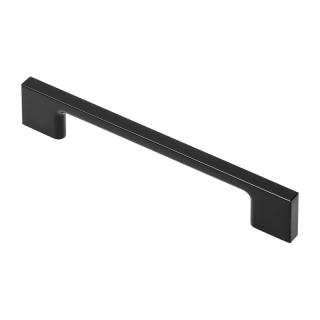 Ручка мебельная UZ-819, 128 мм, чёрная, GTV