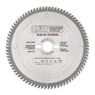 Пильный диск 250х30, z=80, CMT