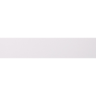 Кромка ПВХ 41х2, K101 PE, Белая Корка, DC