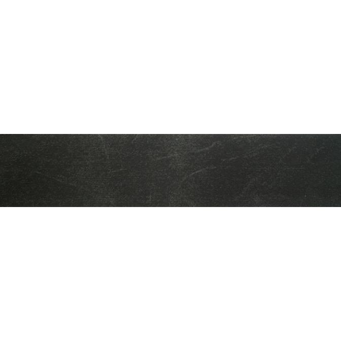 Кромка ABS 43х2, F206 ST9 Камень Пьетра Гриджиа чёрный, Egger