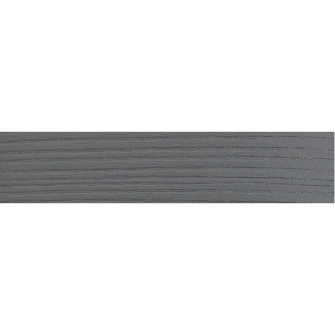 Кромка ABS 23х2, U961 ST19 Чёрный графит, Egger