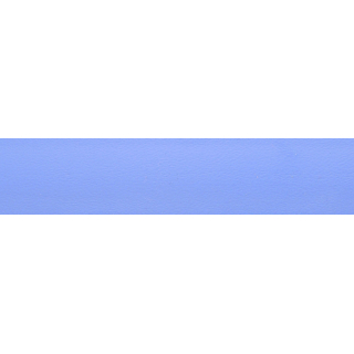 Кромка ПВХ 22х0,6, 507.01, Синий Темный, Kromag