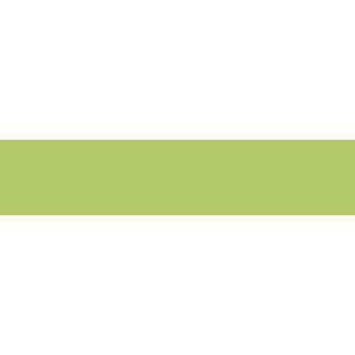 Кромка ABS 23х2, 76575 Зелёный лайм, Rehau