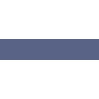 Кромка ABS 43x2, 11549 Стальной синий, Rehau