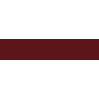 Кромка ABS 23х0.8, 76393 Темно красный, Rehau