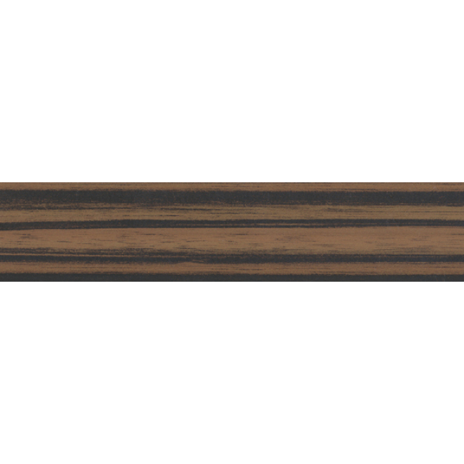 Кромка ABS 23х1,3, 491W Высокоглянцевая Зебрано, Rehau