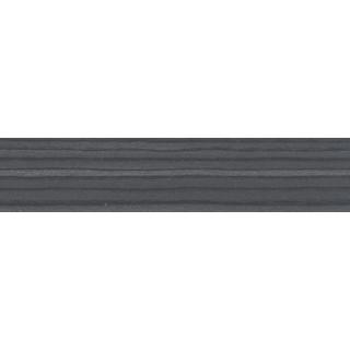 Кромка ABS 23х2, 2909W Гасиенда черная, Rehau