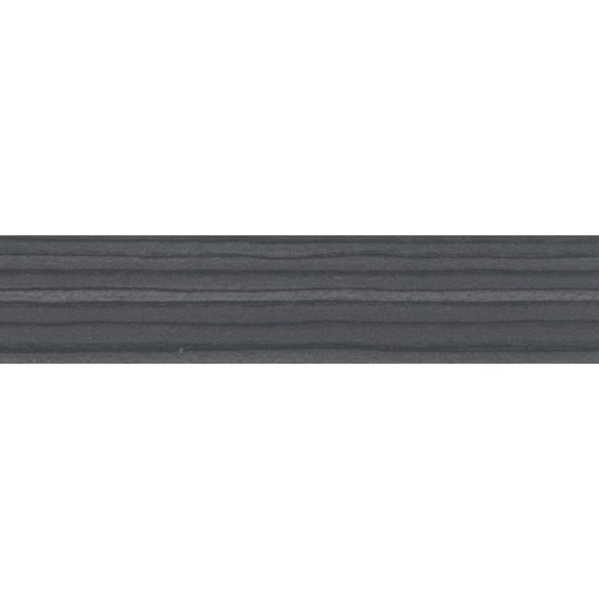 Кромка ABS 43х2, 2909W Гасиенда черная, Rehau