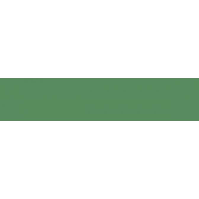 Кромка ABS 23х2, RAL6024 Зеленый, Rehau