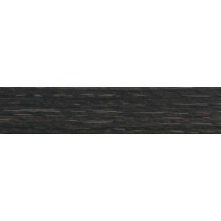 Кромка ABS 22х0,4, 1862E Дуб Кортина чёрный, Rehau