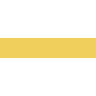 Кромка ABS 23х2, 76962 Желтый, Rehau