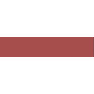 Кромка ABS 43х2, 95512 Красный китайский, Rehau