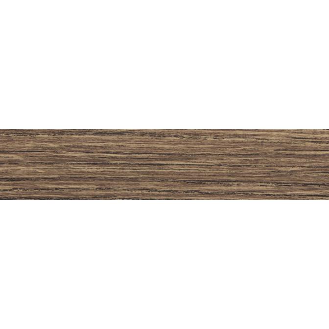 Кромка ABS 22х0,4, 3323W Дуб Чарльстон тёмно-коричневый, Rehau