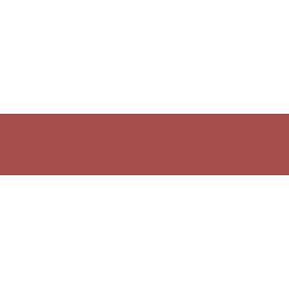 Кромка ABS 23х2, 95512 Красный китайский, Rehau