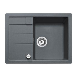 Мойка кухонная Astral 45 B-TG (40143582), серый металлик, Teka