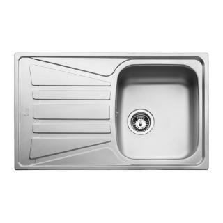 Мойка кухонная Basico 79 1B 1D (10124002), микротекстура, Teka
