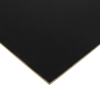 ДВП Kronospan 0190 Чёрный, 2800х2070х3