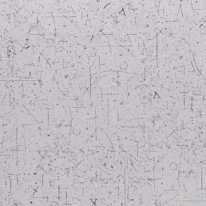 Столешница LuxeForm S017 Граффити, 4200х600х38 (м.пог.)