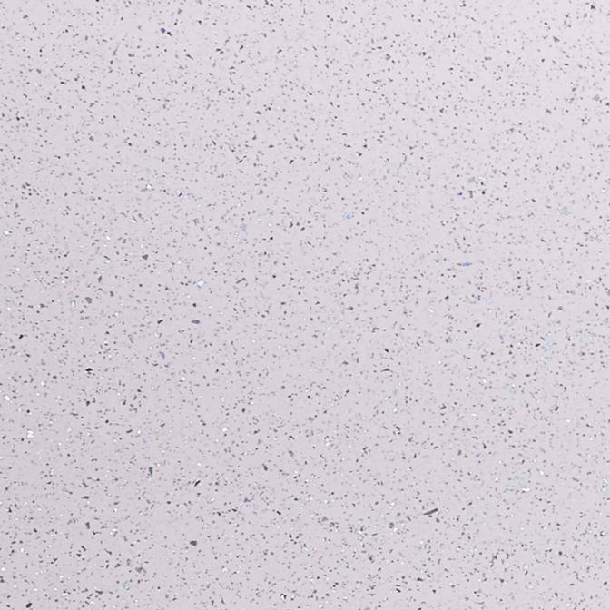 Столешница LuxeForm WS2006 Белый кристалл, 3050х600х38 (м.пог.)