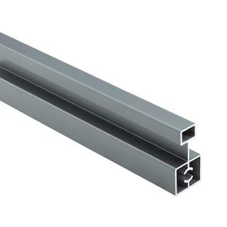 Соединительный профиль Бавария, L=5500 мм, серый, DC Profiline