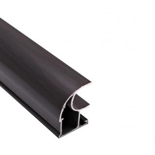 Вертикальный профиль, L=5100 мм, венге, DC Standard