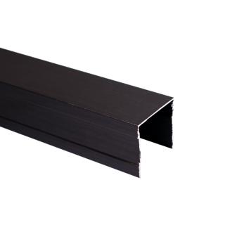 Верхняя направляющая одинарная, L=5500 мм, венге, DC Standard