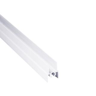 Верхний горизонтальный профиль, L=5500 мм, белый глянец, DC Standard