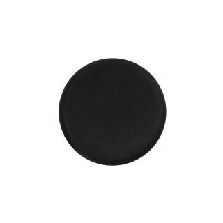 Заглушка для минификса, пластиковая, чёрная