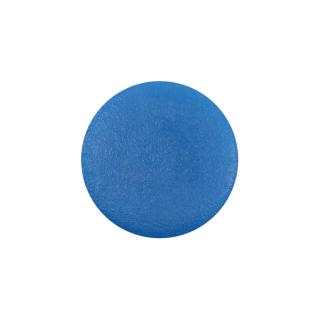 Заглушка к конфирмату, пластиковая, синяя