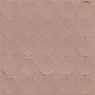 Заглушка самоклеящаяся, 14 мм, 098 бежевый песок, Folmag