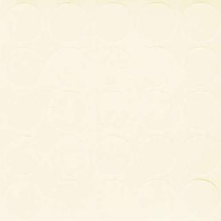 Заглушка самоклеящаяся, 14 мм, 094 ванильный желтый, Folmag