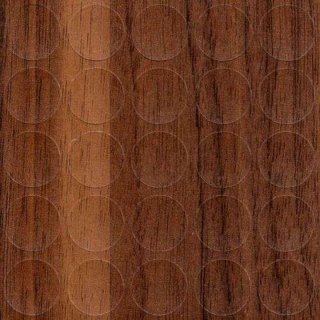Заглушка самоклеящаяся, 14 мм, 850 орех Рибера/Дуб Кендал коньяк, Folmag