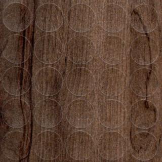 Заглушка самоклеящаяся, 14 мм, 867 дуб аризона коричневый, Folmag