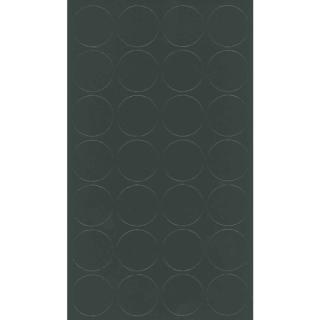 Заглушка самоклеящаяся, 20 мм, 831 диамант серый, Folmag
