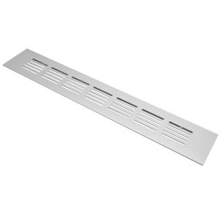 Решетка вентиляционная, алюминий, 300х50